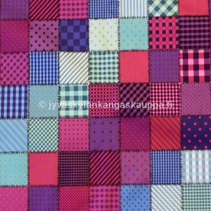 PUL fabric Patchwork
