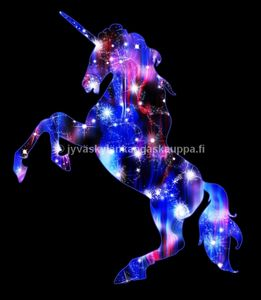 Digital jersey Unicorn Space Raport 70cm