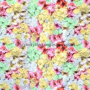 PUL fabric Vintage Flowers