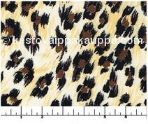 Waterproof fabric, panther