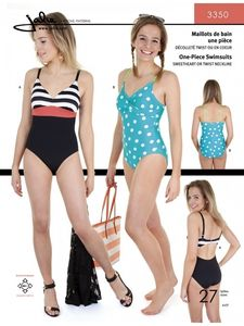Jalie 3350 Swimsuits