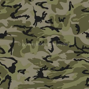Jersey Army Green