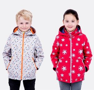 PATTYDOO Charlie, kids softshell jacket