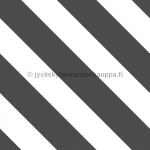 Digital jersey Diagonal Stripes DARK GREY
