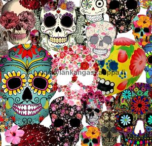 Digital jersey Sugar Skulls