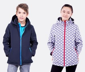 PATTYDOO Jacky, teen softshell jacket
