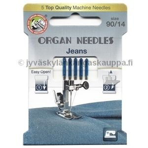 ORGAN jeans needles 90/14