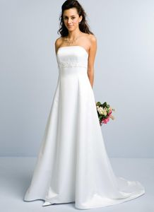 Kwik SEW K3400 Wedding dress