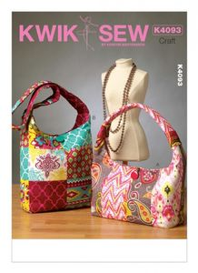 Kwik SEW K4093 Shoulder bags
