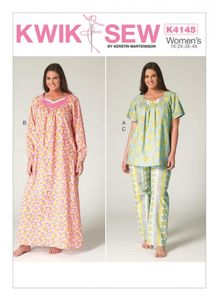 Kwik SEW pattern K4145 Plus Sizes