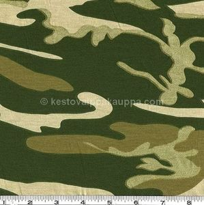 PUL LAMINATED JERSEY camo rock