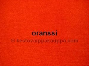 PUL LAMINATED VELOUR orange