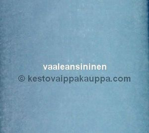 PUL LAMINATED VELOUR light blue