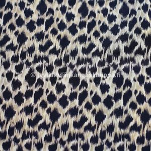 PUL waterproof fabric leopard