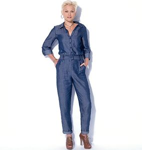 McCall's M7330 Jumpsuits and rompers