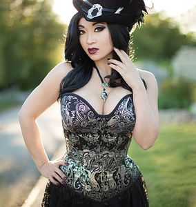 McCall's M7339 Overbust or underbust corsets by Yaya Han