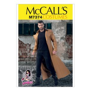 McCall's Collared and seamed coats