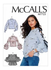 McCall's M7723 Tops
