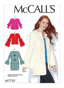 McCall's M7730 Jackets