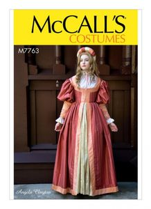 McCall's M7763 Misses' Dress and Skirt