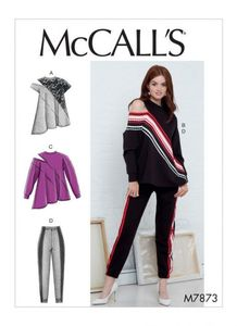 McCall's pattern M7873 Tops and Pants