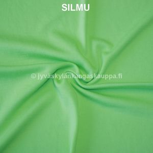 Merino Wool interlock SILMU (spring green) 40cm cut