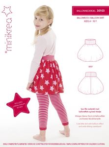 Minikrea 30103 Balloon skirt