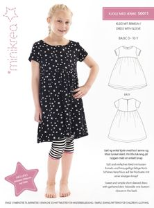 Minikrea 50011 Dress with sleeve