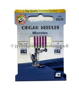 Copy of ORGAN microtex needles