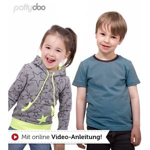 PATTYDOO Paul, kids shirt