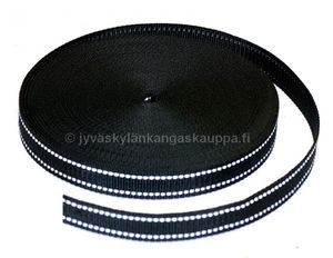PP-strap with reflection (WEBBING TAPE WITH REFLECTION)