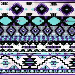 PUL fabric Inka Purple