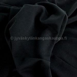 PUL LAMINATED JERSEY 1-colour BLACK
