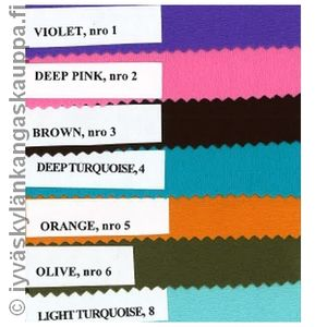 BR PUL 1-COLOUR waterproof fabric