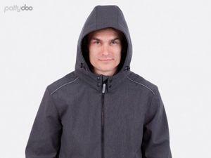 PATTYDOO Simon softshell jacket for men