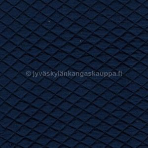 Quilting Marine blue