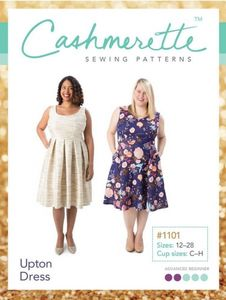 Cashmerette 1101 Upton Dress
