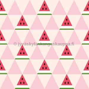 PUL fabric Watermelon