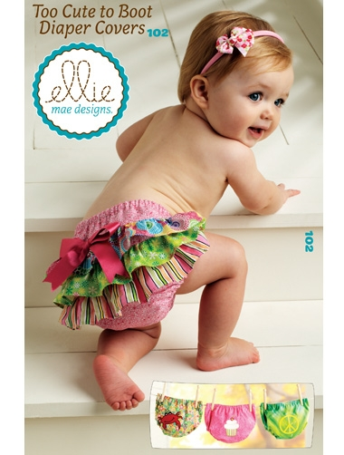 Kwik Sew K0102 Diaper covers