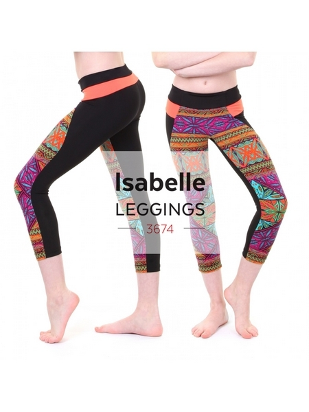 Jalie 3674 Isabelle leggings and skating pants