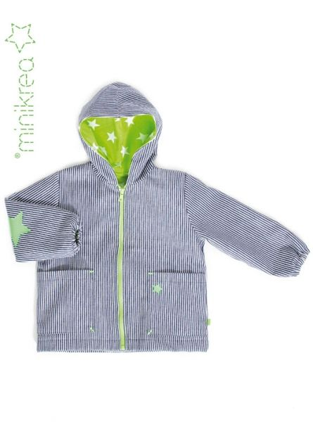 Minikrea 20505 Jacket with hood