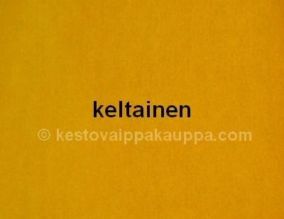 PUL LAMINATED VELOUR yellow