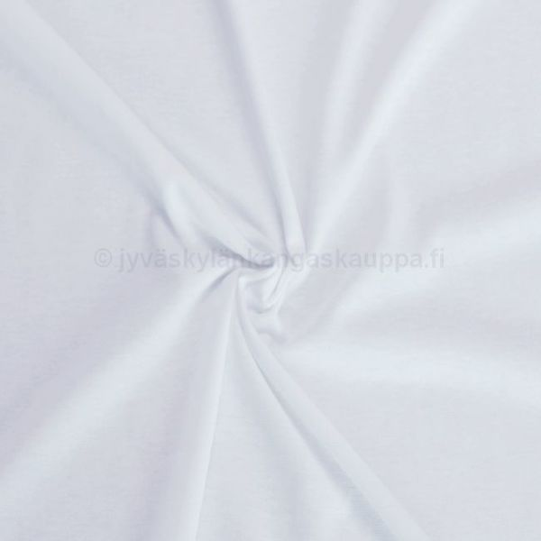PUL LAMINATED JERSEY 1-colour WHITE